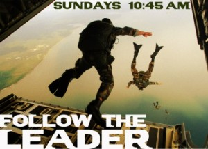 Follow the  Leader Sermon Series