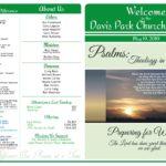Davis Park Bulletin 5-19-19-2