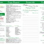 Davis Park Bulletin 5-19-19
